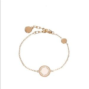 MARC by Marc Jacobs Disc Logo Chain Bracelet NWT